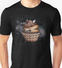 Exterminate All Cupcakes Unisex T-Shirt