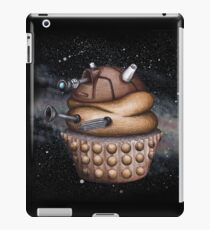 Exterminate All Cupcakes iPad Case/Skin