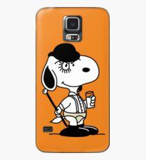 Snoopy DeLarge (A Clockwork Beagle) Case/Skin for Samsung Galaxy