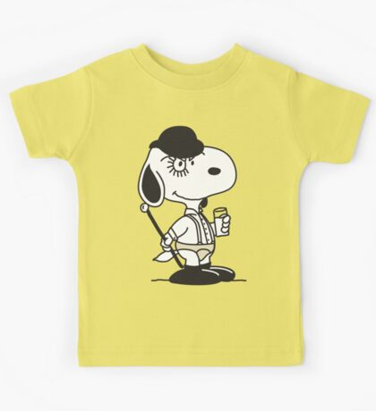Snoopy DeLarge (A Clockwork Beagle) Kids Clothes