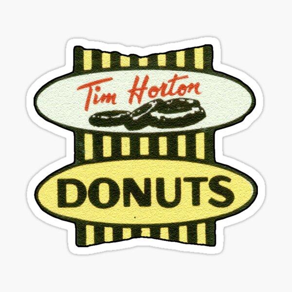 Tim Horton's OG  Sticker