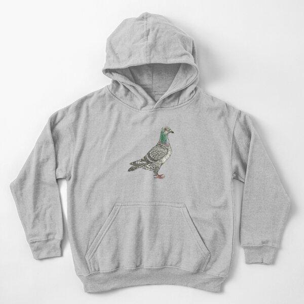 I love coeur pigeons Sweat Enfants