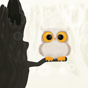 Owl by andrapopovici