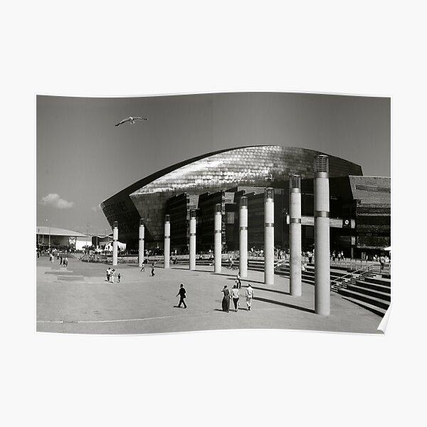 Wales Millennium Centre, Cardiff Poster