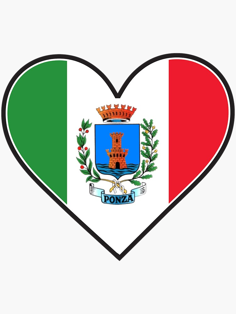 I Love Ponza by ItaliaStore