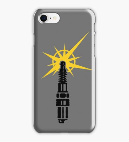 Spark Plug VRS2 iPhone Case/Skin
