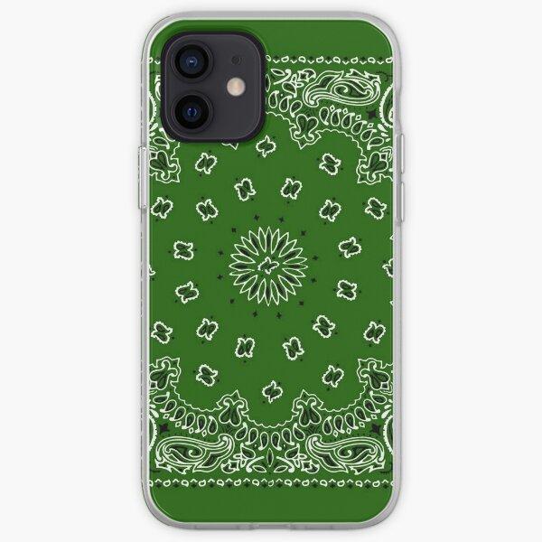 Kelly Green Hanky, Taschentuch iPhone Flexible Hülle