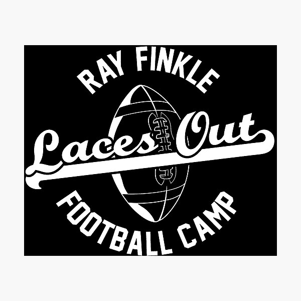 ray finkle laces out Photographic Print