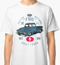 Ford F100 Truck Built Tough Classic T-Shirt