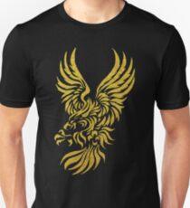 Gold Eagle Unisex T-Shirt