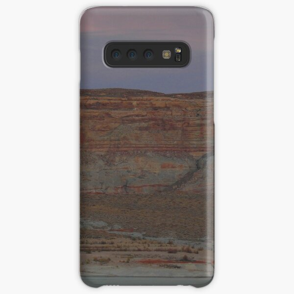 Softness of a setting day Samsung Galaxy Snap Case