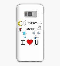 Nightman Lyrics Samsung Galaxy Case/Skin