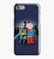 Bathomer VS Supergriffin iPhone Case/Skin