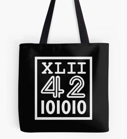 42 since the Romans VRS2 Tote Bag