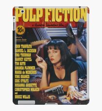 Pulp Fiction Uma Thurman Poster iPad Case/Skin
