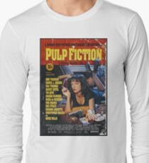 Pulp Fiction Uma Thurman Poster T-Shirt