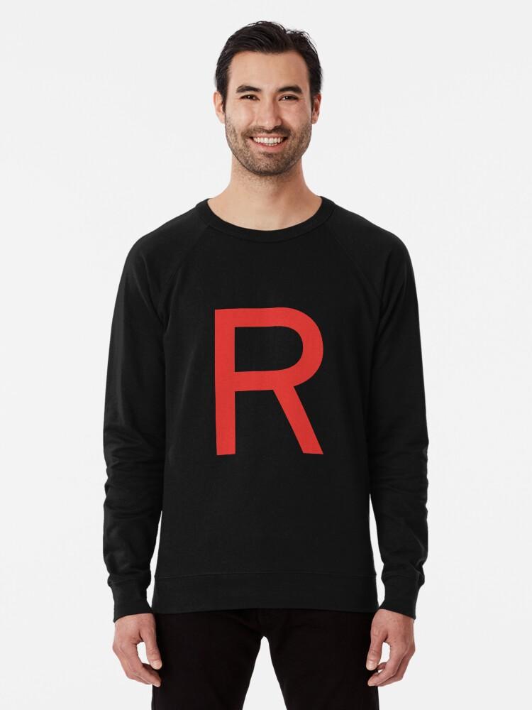 New TEAM ROCKET POKEMON Anime Cartoon Long Sleeve Black T-Shirt Size S-3XL