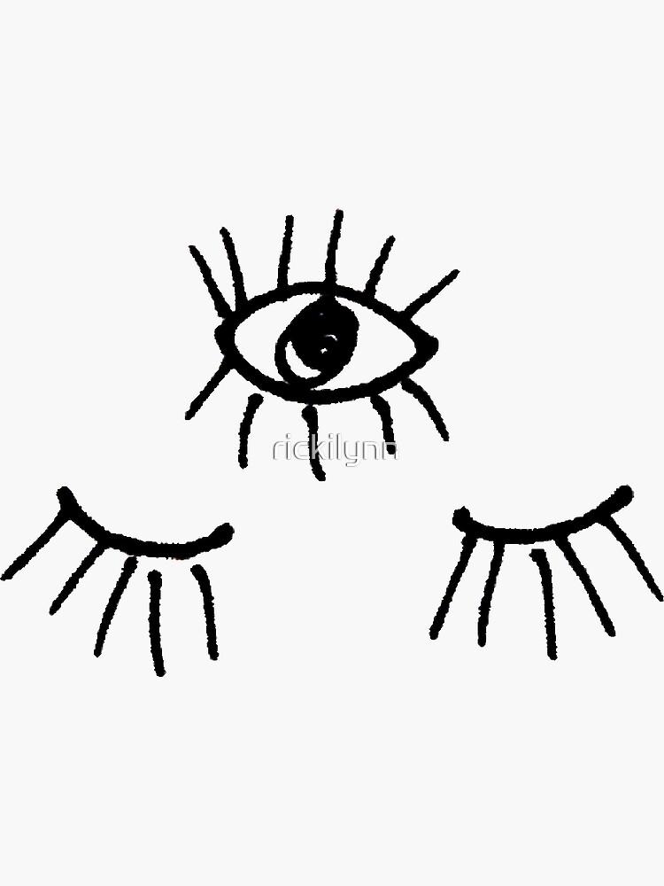 third eye by rickilynn