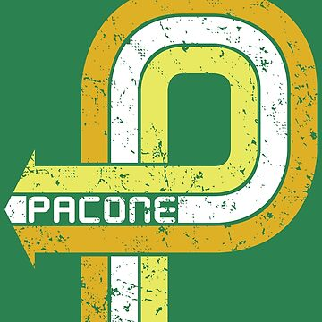 Pac One Logo by trev4000