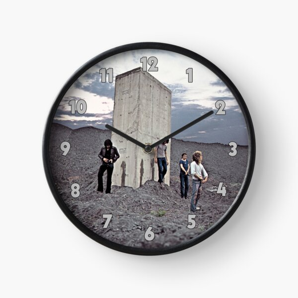 The Who: Who's Next Clock