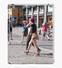 Oslo City Street iPad Case/Skin