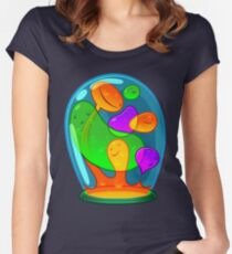 Lavalamp Women's Fitted Scoop T-Shirt
