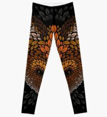 Fox Face Leggings