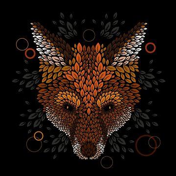 Fox Face de Letter-Q