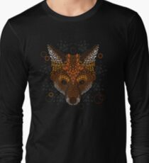 Fox Face Long Sleeve T-Shirt