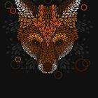 «Fox Face» de Letter-Q