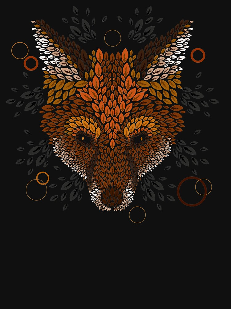 Fox Face by Letter-Q