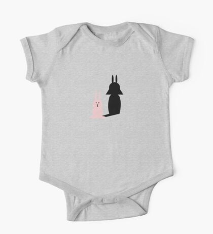 Bunny of the Dark Side VRS2 Kids Clothes