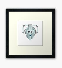 You Will Be Deleted Framed Print