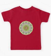 GREEN OM MANDALA Kids Clothes