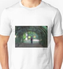 Lady and the Tree Unisex T-Shirt
