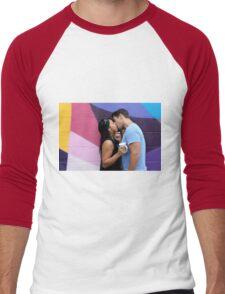 Kissing Men's Baseball ¾ T-Shirt