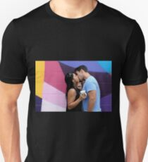 Kissing Unisex T-Shirt