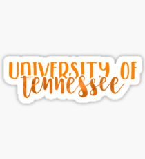 University of Tennessee - Style 1 Sticker