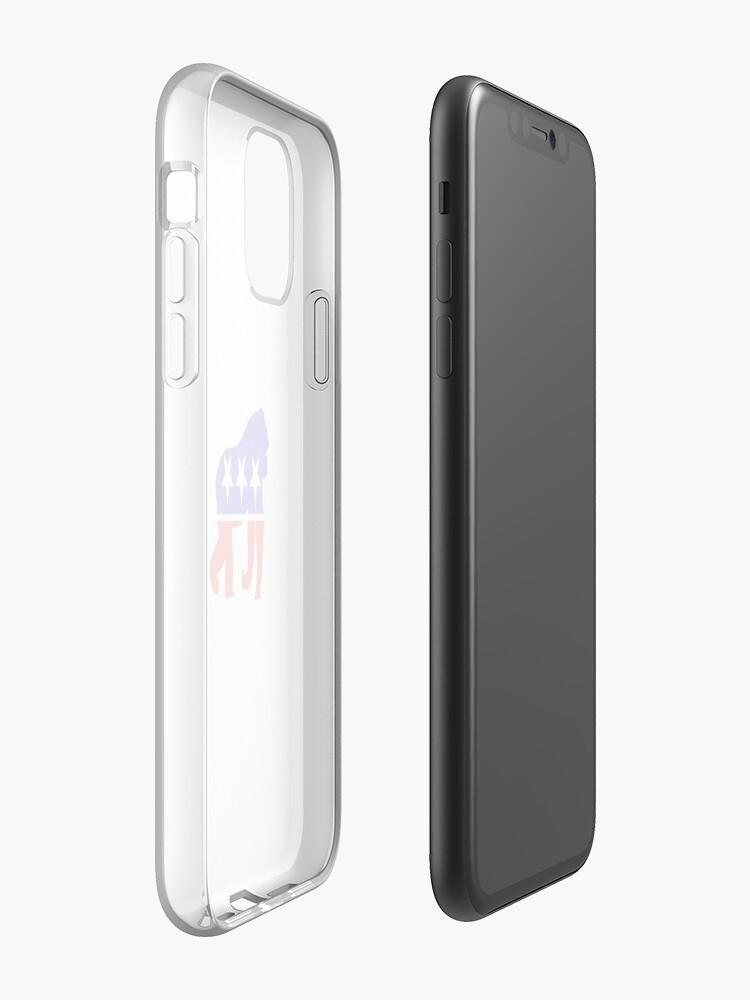 Coque iPhone «Harambe autocollants et étuis de téléphone», par Kyletbow