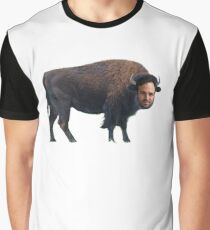 Mark Ruffalo? Mark Buffalo. Graphic T-Shirt