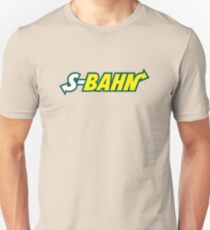 S-Bahn Slim Fit T-Shirt