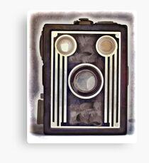 Photographs & Memories Canvas Print