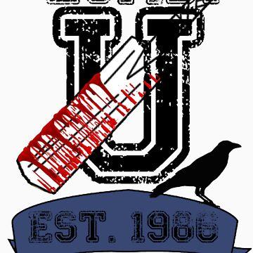 Zombi University - Learning to survive by toastedmoose