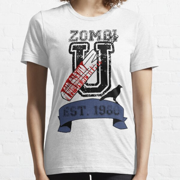 Zombi University - Learning to survive Essential T-Shirt