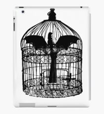 Caged Batgirl  iPad Case/Skin
