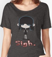 Loud House - Lucy Loud Women's Relaxed Fit T-Shirt