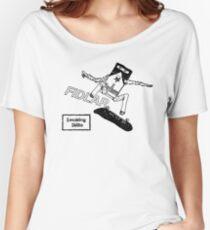 fidlar Women's Relaxed Fit T-Shirt