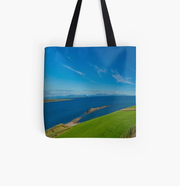 Donegal Bay - Panorama All Over Print Tote Bag