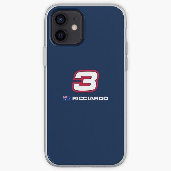 piloto de Red Bull Racing en la temporada 2016 de Fórmula Uno Funda blanda para iPhone