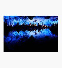 Crystal Palace - Guilin, China Photographic Print